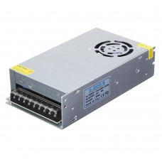 3pcs AC110V/220V to DC5V 40A 200W with Fan Switching Power Supply 200*110*50mm